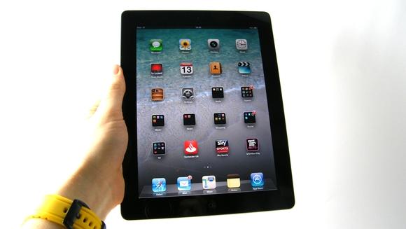 Service iPad 4