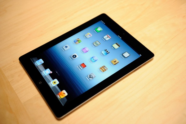 Service iPad 3