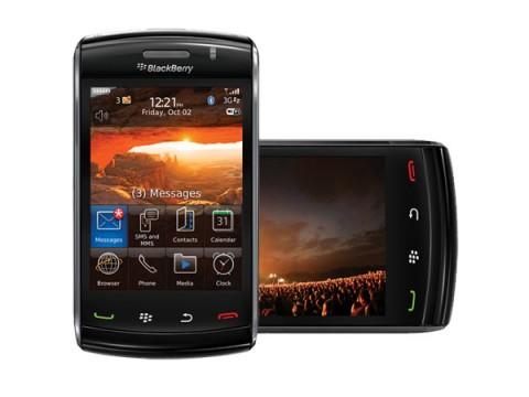 BLACKBERRY STROM 9500