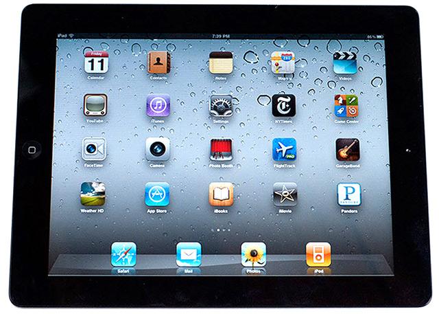 Service iPad 1