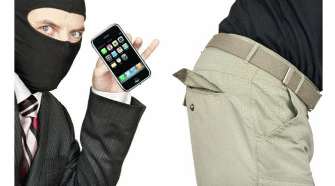 iCloud dengan mudah dapat menditeksi handphone curian